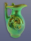 Art Nouveau Pitcher
