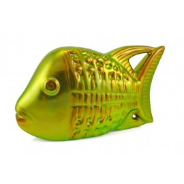Zsolnay Eosin Fish Figurine