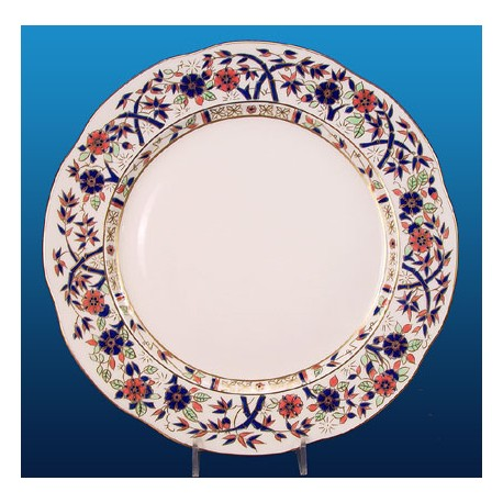Zsolnay Bamboo Decor Dinner Plate