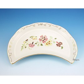 Zsolnay Butterfly Decor Bone Plate