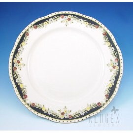 Zsolnay Sissi Decor Dinner Plate