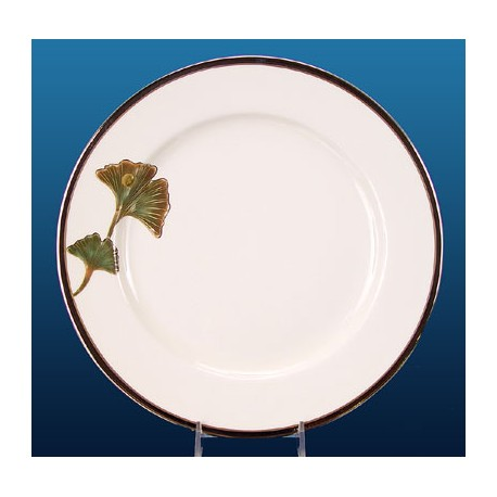 Zsolnay Autumn Decor Dinner Plate