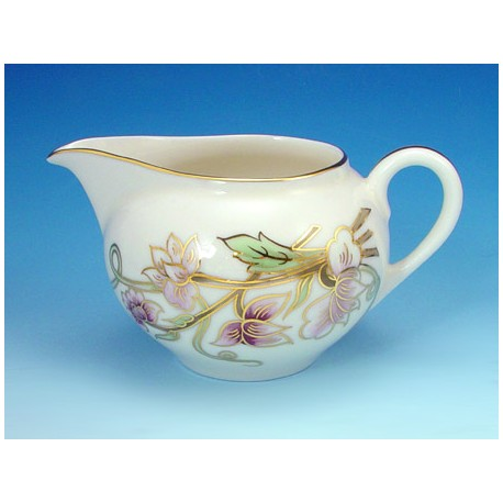 Zsolnay Spring Decor Tea Creamer