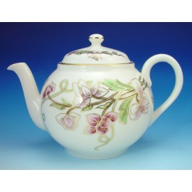 Zsolnay Spring Decor Tea Pot