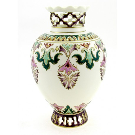 Zsolnay Natural Color Vase