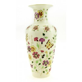 Zsolnay Butterfly Decor Vase