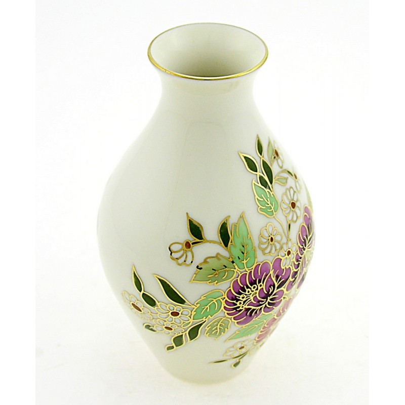 Small Zsolnay Natural Color Vase Zsolnay Shop USA