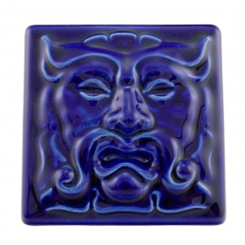 Zsolnay Blue Tile - Prometheus