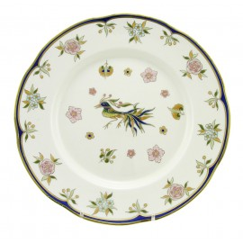 Zsolnay Phoenix Decor Salad Plate