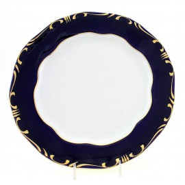Zsolnay Pompadour-3 Decor Dinner Plate 9.75 Inch