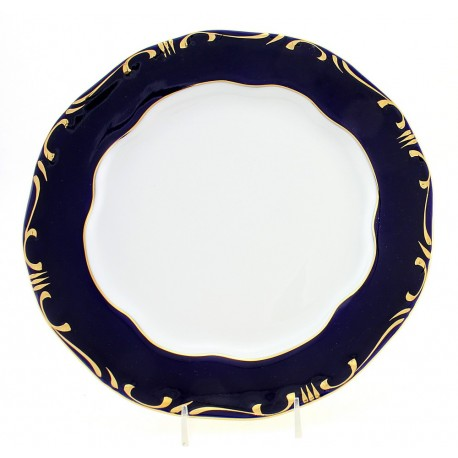Zsolnay Pompadour-3 Decor Dinner Plate